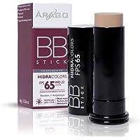Bb Stick Fps 65 16G - Bege, Árago Dermocosméticos, Bege
