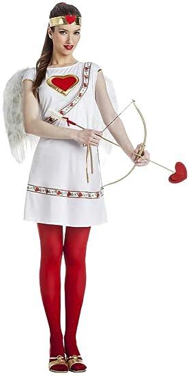Tamaño Talla Mujer Cupido Adulto Disfraz S FKJc1l