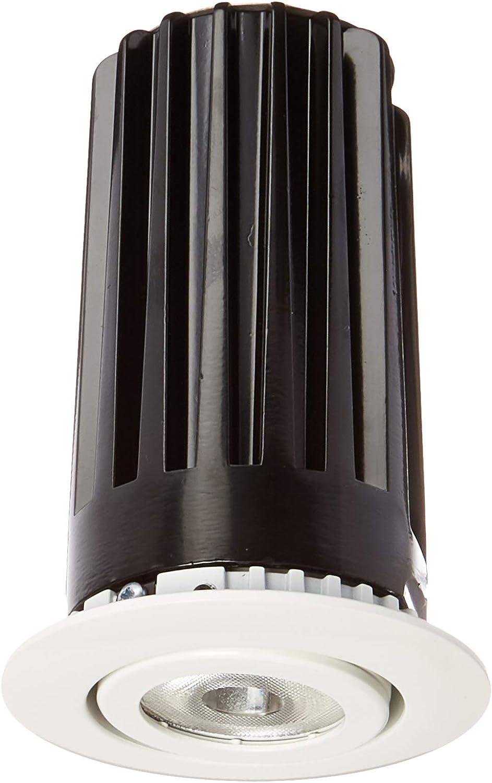 Juno Lighting 2LEDTRIM G2 ADJ 27K 90CRI FL WH Retrofit Led Recessed Downlight Bronze Acuity Brands Lighting Inc.