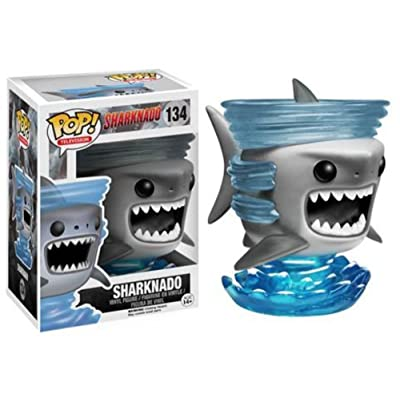 Funko POP Movies: Sharknado Action Figure: Funko Pop! Movies:: Toys & Games