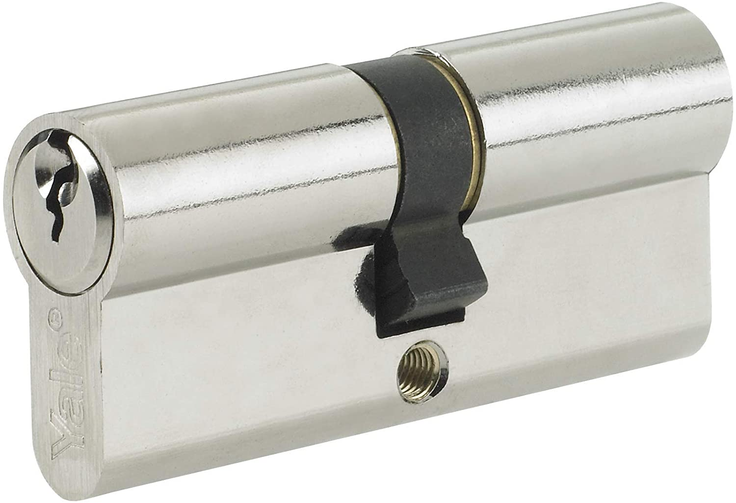 30//30 Nickel Yale Superior Euro Cylinder with 3 Keys Anti Snap//Bump//Pick//Drill//Pull High Security uPVC Composite Door Barrel Profile Lock