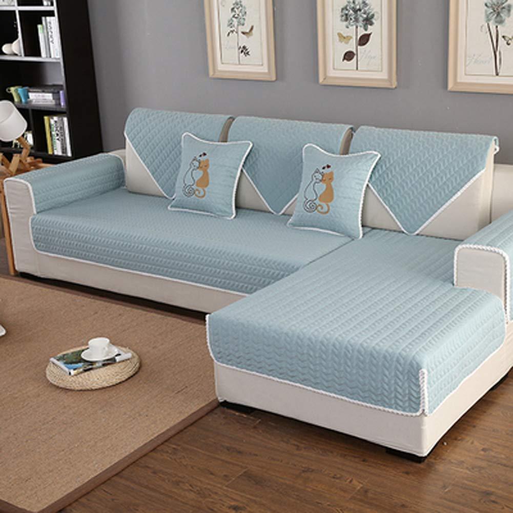 Zzy Protector de sofá Lavable algodón los Muebles para niños ...