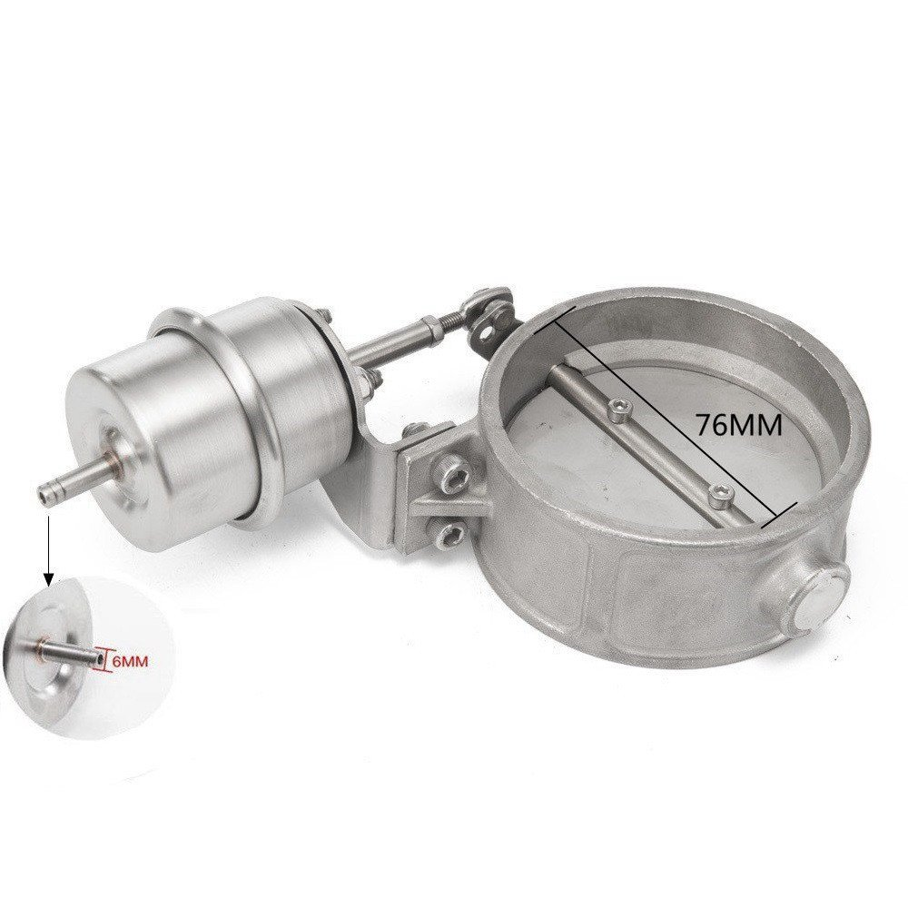KESOTO 2PACK 4-ply 2-2,5  51mm-63mm Raccordo per Tubo Flessibile Riduttore in Silicone Dritto