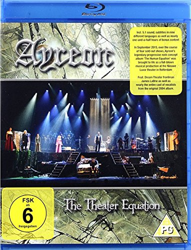 The Theater Equation [Blu-ray]