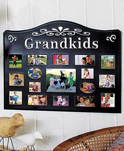 17 Opening Grandkids Collage Photo Frames