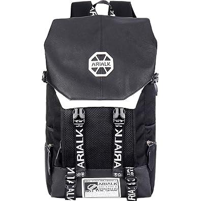 455f44910099 [ARIALK] リュックサック メンズ リュック USBポート 盗難防止 通学 通勤 学生 かぶせ型