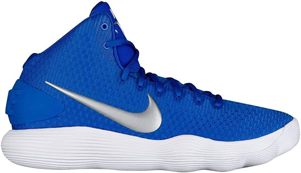 62175d492f0 Nike Women s Hyperdunk 2017 TB Basketball Shoes Blue 897813 401 Size ...