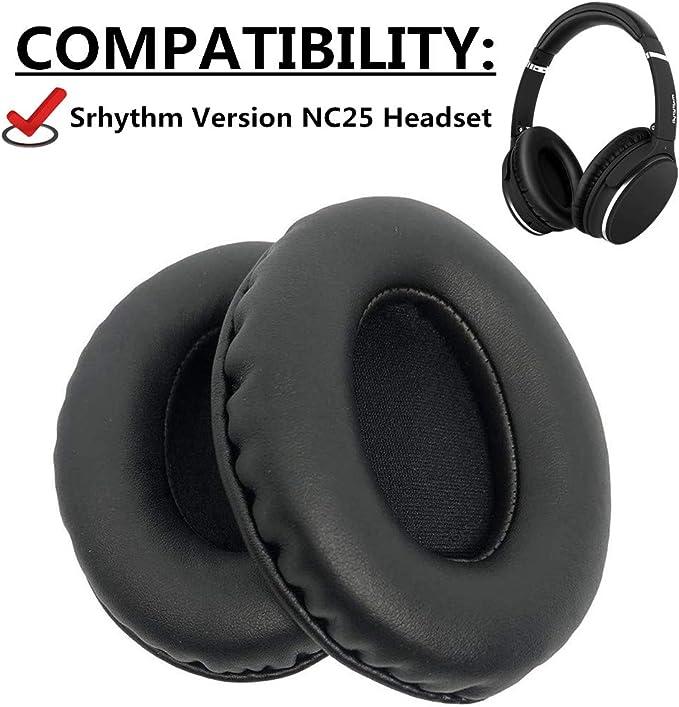 Almohadillas de Repuesto para Auriculares Srhythm NC25