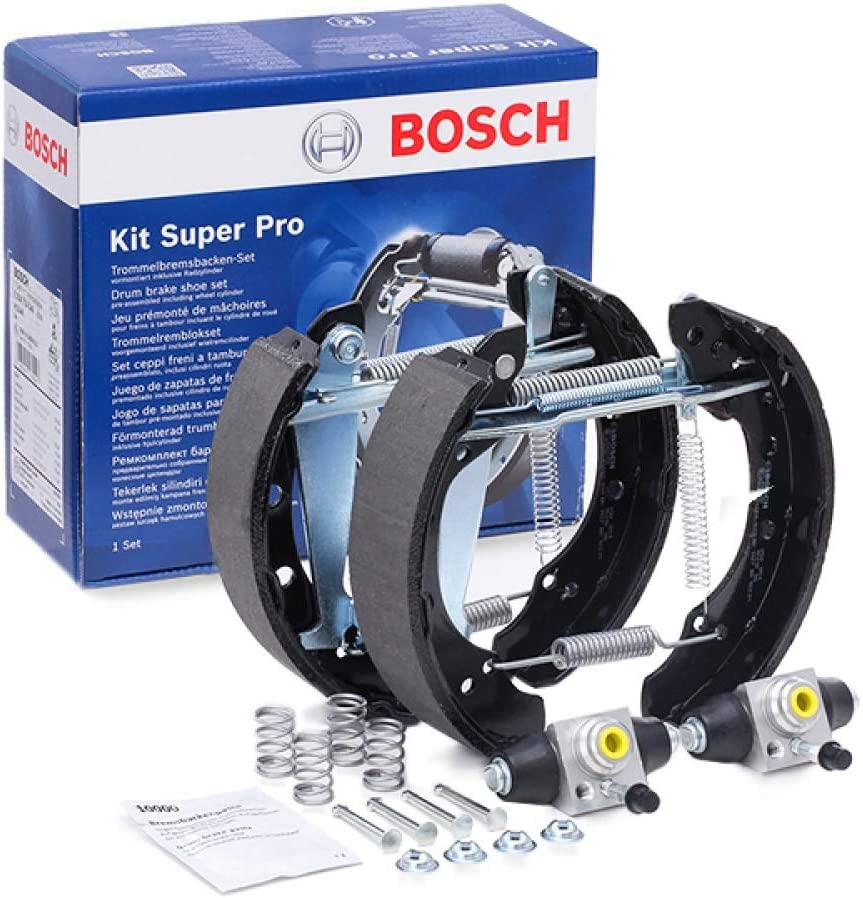 Bosch 204114546 zapata de freno de tambor