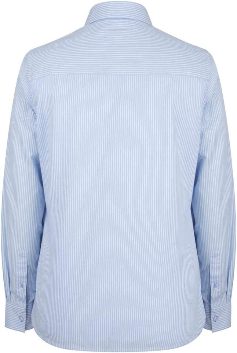 Hoggs of Fife Bonnie Ii - Camisa de algodón para mujer, color ...