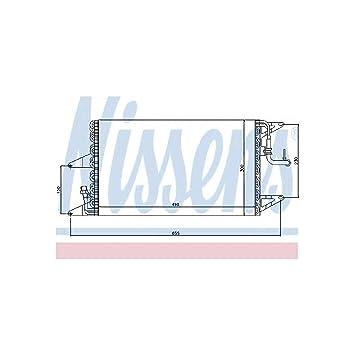 Nissens 94197 Condenser, air conditioning