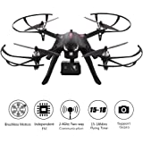 Brushless Drone RC Quadcopter,Dayan Anser MJX Bugs 3 Brushless Motors,300 Meters Control Distance,15 Mins Flying Time RTF Drone,Compatible with Gopro Hero HD Camera Xiaomi Xiaoyi Motion Camera
