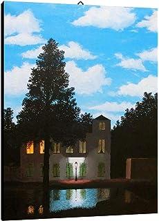 L Impero Delle Luci Magritte.Artopweb Pannelli Decorativi Magritte L Impero Delle Luci