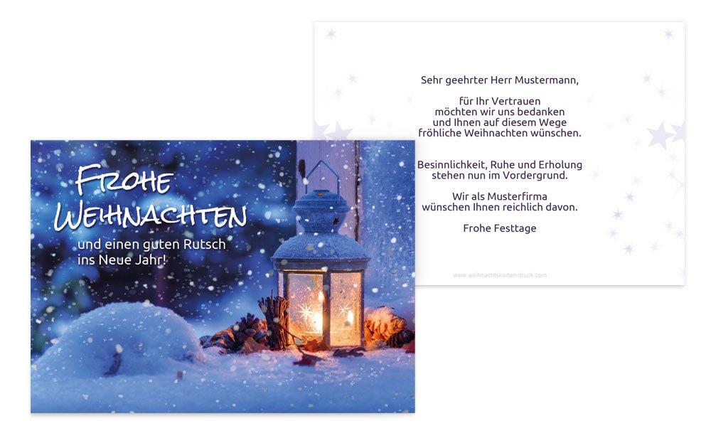 Weihnachtskarten  Grußkarte Weihnachten Geschäft Laterne, hochwertige Grußkarte zu Weihnachten inklusive Umschläge   90 Karten (Format  148.00x105.00mm) Farbe  Lila B071VMR73P | Sehr gelobt und vom Publikum der Verbraucher geschätzt