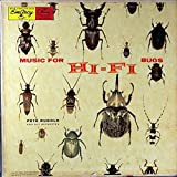 music for hi-fi bugs LP