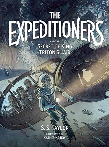 Download The Expeditioners and the Secret of King Triton's Lair pdf