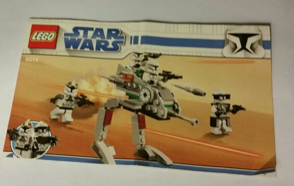 Lego Star Wars Clone Walker Instructions Abroad Center