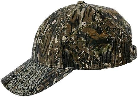 Khaki Camo Hat Baseball Cap Peak