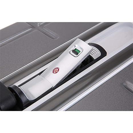 2098eab0576e Amazon.com: YXNN 2 Pack Spinner Suitcase - Lock Design Travel ...