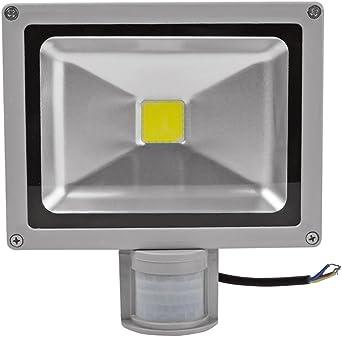 PMS® 10W/20W/30W/50W Blanco Frío LED Foco Proyector Luz, Foco ...