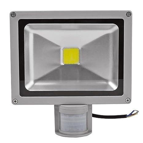 PMS® 10W/20W/30W/50W Blanco Frío LED Foco Proyector Luz,