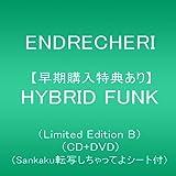 【早期購入特典あり】HYBRID FUNK(Limited Edition B)(CD+DVD)(Sankaku転写しちゃってよシート付)をアマゾンで購入