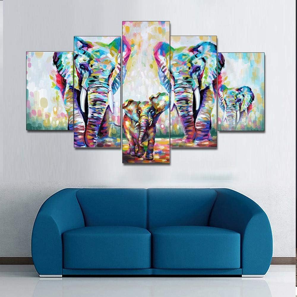 Shisky Lienzo Moderno, Pintura al óleo, Modernos Abstractos Decorativos Lienzo (5) salón Dormitorio núcleo Decorativo (No Dibujo)