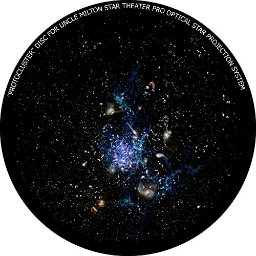 """""""Protocluster"""" disc for Uncle Milton Star Theater Pro home planetarium"""