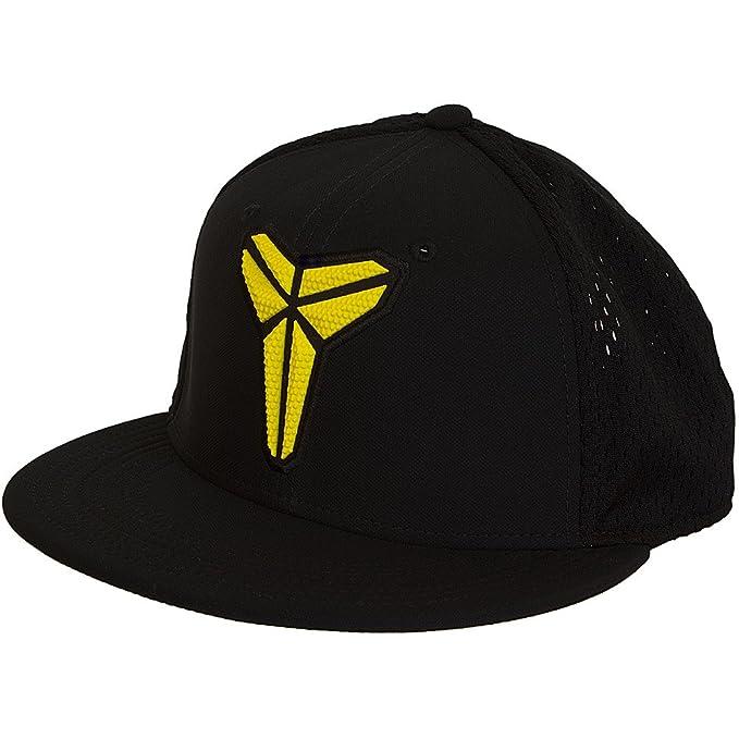 Nike - Cappellino da Baseball - Uomo Nero Nero Giallo Taglia Unica ... a86e9f38891c