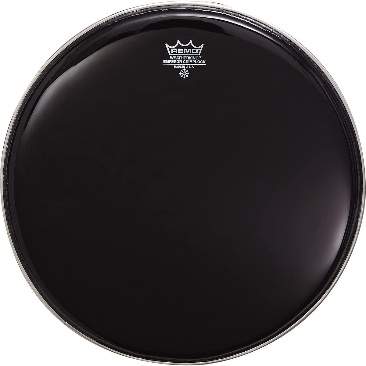 Remo BE0412MP Remo Marching Emperor Ebony Drum Heads 12 Inch