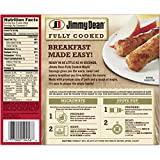 Jimmy Dean Fully Cooked Maple Pork Sausage