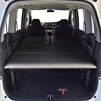 ステップワゴン STEP WGN RK型 ブラックレザー ベッドキット 40mmウレタン仕様 車中泊