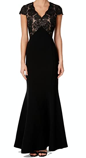 Calvin Klein Womens Sequined Mermaid Evening Dress At Amazon Womens