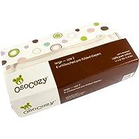 OsoCozy - Pañales de tela predoblados sin blanqueantes
