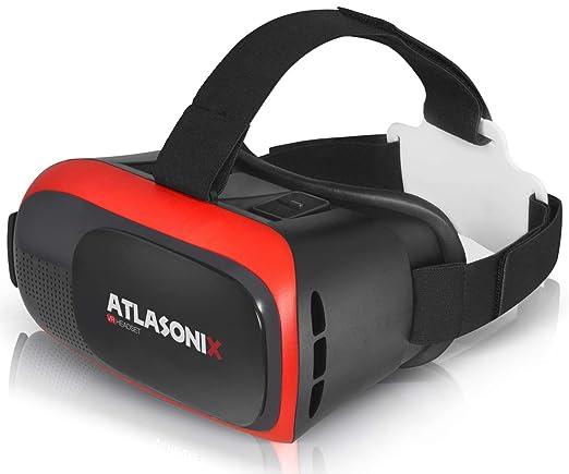 Amazon.com: VR - Gafas de realidad virtual para iPhone y ...