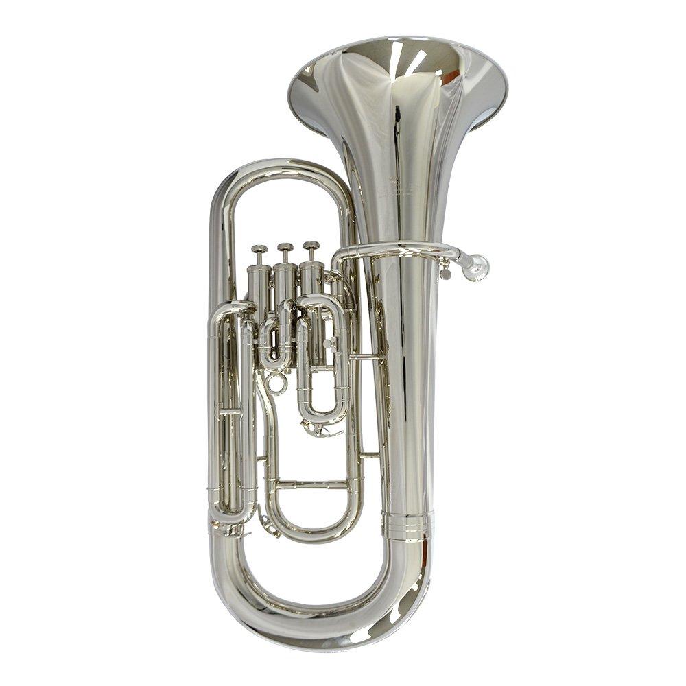 Schiller Elite III Euphonium with Convertible Marching Pipe