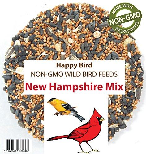 New Hampshire Bird Feed, 5 lbs New Hampshire Platform