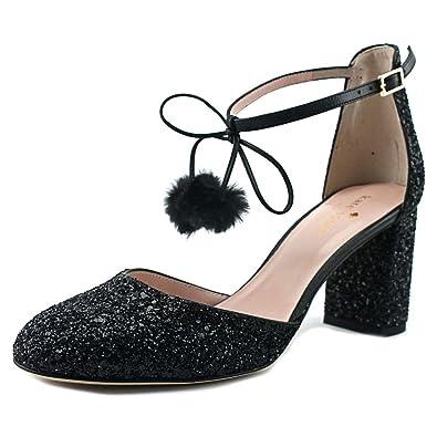 6308f99c1132 Amazon.com  Kate Spade New York Women s Abigail Glitter Pumps  Shoes