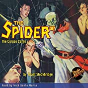 The Spider #10: Corpse Cargo | Grant Stockbridge