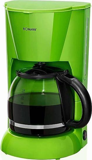 kaffeemaschine grün