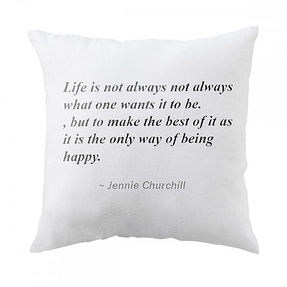 Amazon.com: Vida no es siempre No siempre lo que uno quiere ...