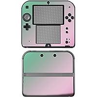atFoliX Skin compatible con Nintendo 2DS, Sticker Pegatina