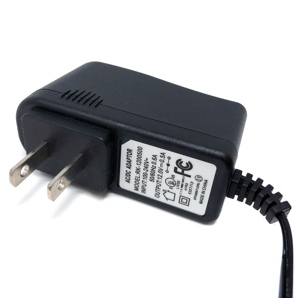 Powersports Battery Trickle Charger 12v 500MA 0.5A Lead Acid Battery with LED Status Indicator by MMG (Image #2)