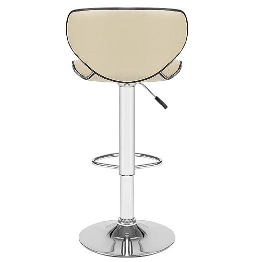 AIMADO 2 Sgabelli per Cucina Bar Moderni Regolabile in Altezz 80 ...