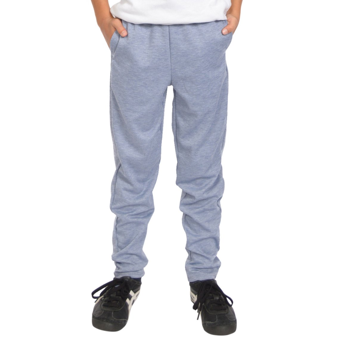 Stretch is Comfort Boy's Slim Fit Jogger Play Pant BOYSJGRS-$P