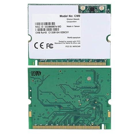 ASHATA Tarjeta de Red Mini-PCI 108Mbps para PC,WiFi Network ...