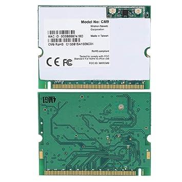 ASHATA Tarjeta de Red Mini-PCI 108Mbps para PC,WiFi ...