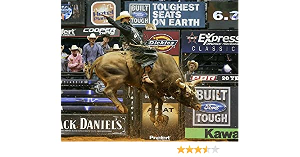 Amazon.com: J. B. Mauney/Professional Bull Rider 8 x 10/8x10 GLOSSY Photo Picture IMAGE #2: Home & Kitchen