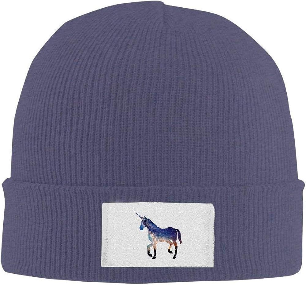 Men Unicorn Animal Unique Beanie Winter Travle