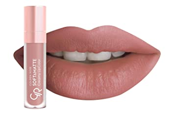 Amazoncom Golden Rose Soft And Creamy Matte Liquid Lipstick 106